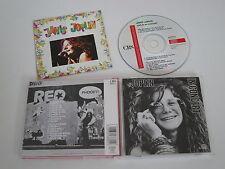 JANIS JOPLIN/JOPLIN IN CONCERT(CBS 466838 2) CD ALBUM