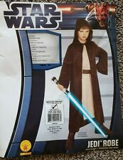 Star Wars Hooded Jedi Robe Child Costume medium for 5-7 years