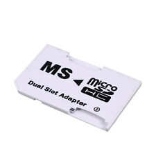 CR-5400 PhotoFast MicroSD MicroSDHC TF Karte zum MS Pro Duo Dual Slot Adapter·