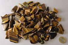 Minerali *** BURATTATO di OCCHIO di TIGRE Cristalloterapia (Code: COTB32)