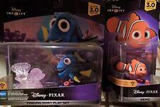 Disney Infinity 3.0 Finding Dory Play Set w/ Nemo - Movie Figure Set NEW 9