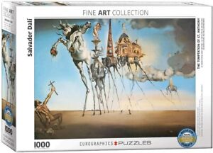 The Temptation of St. Anthony- Dali -1000 piece jigsaw puzzle 680mm x 480mm (pz)