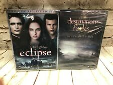 Twilight New Moon Saga Ultimate Fan Edition New!