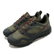 Merrell Altalight Waterproof Olive Green Men Outdoors Hiking Trail Shoes J034527