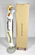 Leinenkugel's Canoe Paddler Kolsch Beer Tap Handle 14.5� Tall - Brand New In Box