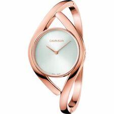 Calvin Klein Women's K8U2M616 Party 28mm Silver Dial Stainless Steel Watch
