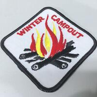 VTG BSA Boy Scouts St. Louis Area Gravois Winter Campout Patch