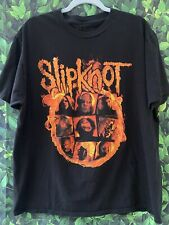 Slipknot We Are Not Your Kind Shirt Mens XL Double Sided Graphic Print Band Tour