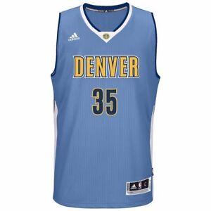 DENVER NUGGETS (KENNETH FARIED) NBA ADIDAS SWINGMAN JERSEY SIZES XL 2XL NWT