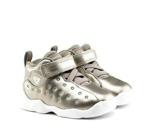 Jordan Jumpman Team II SE Sepia Stone White (TD) AV5180 200 Toddler Shoes