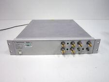 Hp Agilent Keysight N1015A Modulation Test Set 10 Gb S 2.5 Gb S Dut Mta Jitter