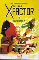 All-New X-Factor Vol 1-3 by Peter David & Carmine Di Giandomenico TPBs Marvel