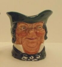 """Royal Doulton Parson Brown D5529 Small size with an """"A"""" mark on the bottom"""