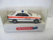 Wiking 1/87 104 03 Polizei MB C 200 WS3147