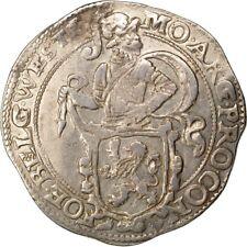 [#32042] NETHERLANDS, 48 Stuivers, Lion Daalder, 1639, KM #15.2, EF(40-45)