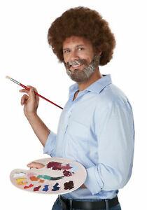 California Costumes Joyful Painter TV Artist Kit Adult Bob Ross Costume