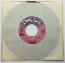 Freaky Friday - I'D Like To Be You For A Day Disneyland Record #566 The Osmonds