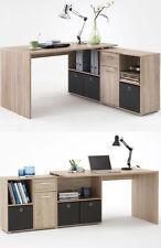 Schreibtische & Computermöbel aus Eiche fürs Wohnzimmer