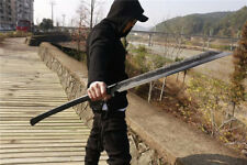 Outdoor Fighting Broadsword DaDao Sword Strong Sharp High Manganese Steel Blade
