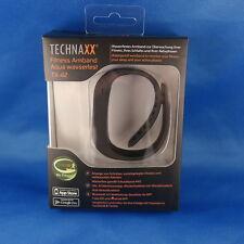 Texhnaxx Fitness Aqua wasserfest Armband iOS & Android Anti Verlust  Bluetooth