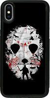 Jason Voorhees Phone Case Horror Scary Killer Villain iPhone Samsung Gift Case
