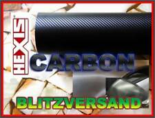 Original Hexis Carbon / Schwarz matt Car Wraping Folie ! NEU ! A3 420mm x 297mm