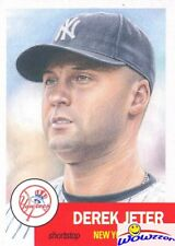 2018 Topps Living Set #10 DEREK JETER NY Yankees 1953 Style SOLD OUT MINT FHOF