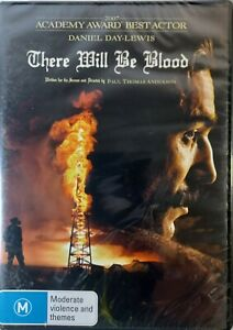 There Will Be Blood DVD Daniel Day Lewis Brand New Sealed Free Postage