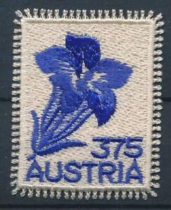 [21536] Austria Good Tissue stamp very fine MNH