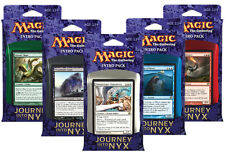 Journey into Nyx Set of all Five Intro Packs - ENGLISH Sealed New - MTG ABUGames