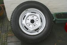 Transit Steel Wheels with Tyres 5 Number of Studs