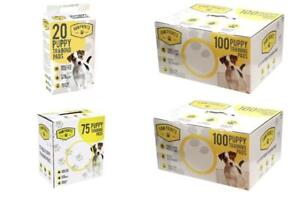 Pet Puppy Dog Pee Toilet House Training Super Absorbent Odourless Pads