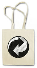RECYCLE I HIPSTER BAG - Stofftasche Stoffbeutel - The Big TBBT Bang Nerd Theory