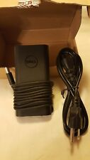 New Genuine Dell Inspiron Latitude XPS 90 Watt 19.5V - 4.62A AC Adapter With...