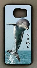 Personalized flipping DOLPHIN jumping CELL PHONE CASE celphone COVER for mobile