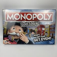 Monopoly For Sore Losers Limited Edition Collectors Edition - It Pays To Lose