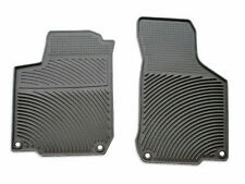 NEW OEM VOLKSWAGEN MK4 RUBBER MONSTER MATS GOLF JETTA GTI 99.5 00 01 02 03 04 05
