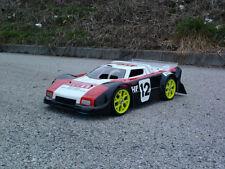 1/8 Lancia Stratos body 1.5 mm Ofna Hyper GT GTP2E Traxxas Slash Serpent 0116