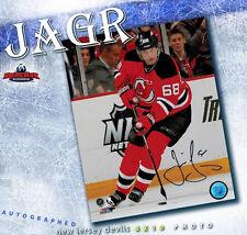 JAROMIR JAGR New Jersey Devils Autographed 8x10 Photo - 70313