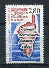 STAMP / TIMBRE FRANCE NEUF N° 2829 ** LIBERATION DE LA CORSE