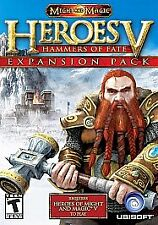 Heroes of Might and Magic V: Hammers of Fate PC, 2006 (01)