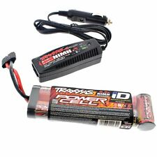 Traxxas 1/10 E-Maxx Brushless 3000 mAh NiMH 8.4V iD Battery & 4 Amp Charger