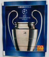1X PACKET PANINI CHAMPIONS LEAGUE 2011 2012 pochette bustina tüte world cup euro