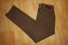CAMEL active   Herren  Stretch  Jeans  W35/32   braun    Houston