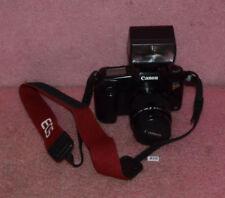Vintage Canon EOS Rebel Film Camera.