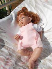ens salopette compatible avec poupée antonio juan, baby annabell,baigneurs 45cm