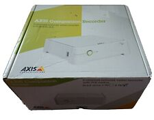 AXIS 8 Channel 4TB Companion Network Video Recorder with PoE Switch (UK)