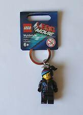 Lego Wyldstyle Keychain/Keyring - The Lego Movie 850895