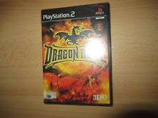 PS2 Dragon Rage   UK Pal, Brand New & Sony Factory Sealed