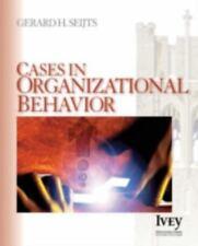 Cases in Organizational Behavior (The Ivey Casebook Series)